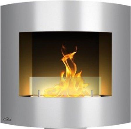 napoleon fireplace bio ethanol wandkamin wmfe4 edelstahl. Black Bedroom Furniture Sets. Home Design Ideas