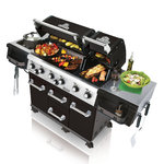 Gasgrill IMPERIAL™ 690 XL PRO Black | Modell 2017 (957782)