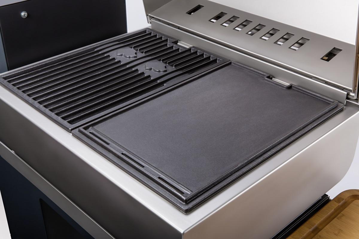grillson gussplatte passend f r bob grillson und leif grillson grillarena. Black Bedroom Furniture Sets. Home Design Ideas