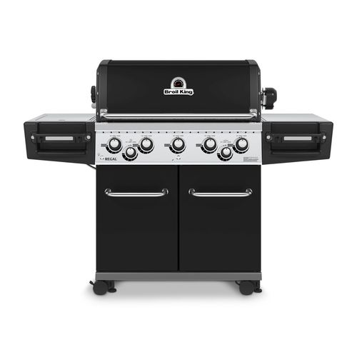 Gasgrill Regal 590 Black (958282)