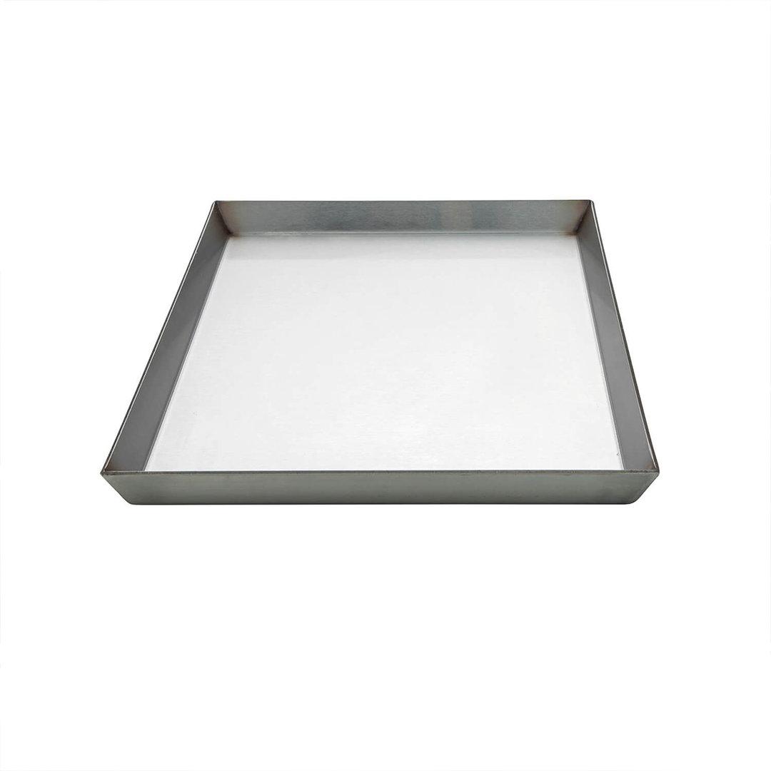 ALL'GRILL® Edelstahl Kochplatte/-wanne 30 x 46 cm (88005-TOP)