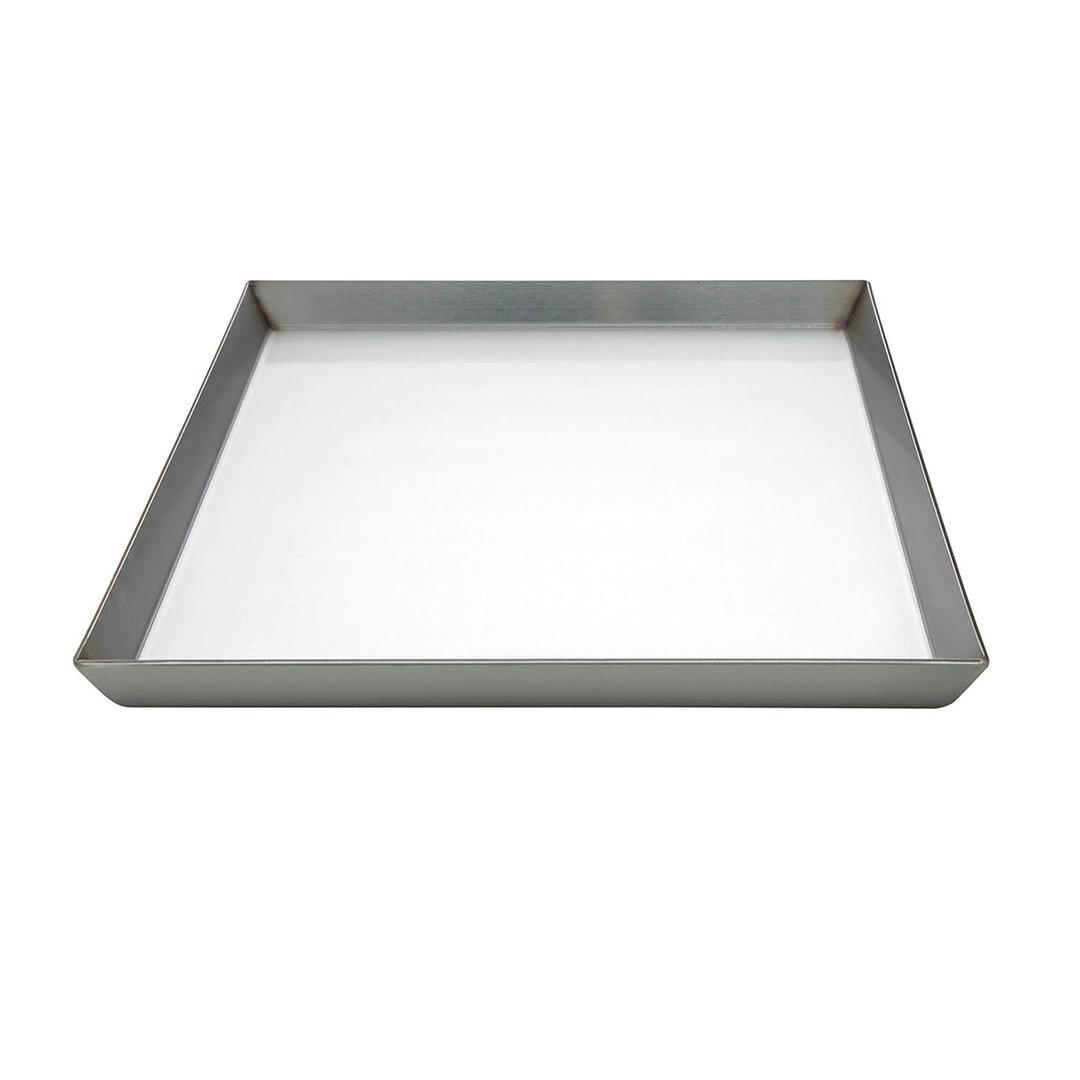 ALL'GRILL® Edelstahl Kochplatte/-wanne 35 x 46 cm (88006-TOP)